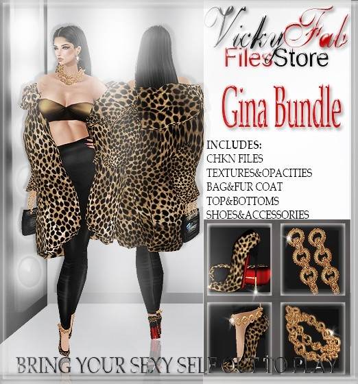 Gina Bundle