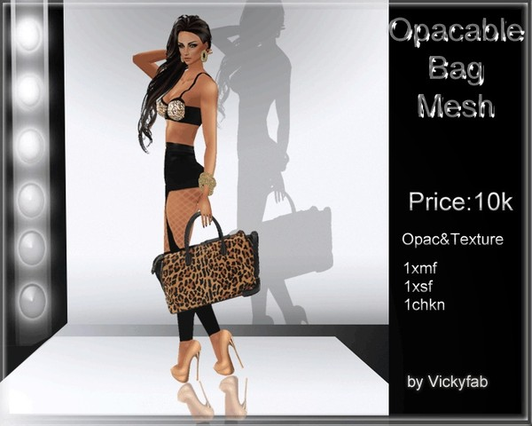 Opacable Bag Mesh