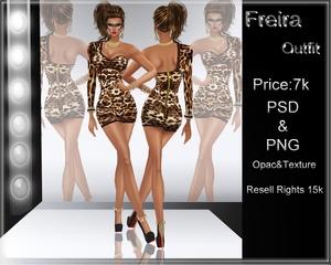 Freira Dress