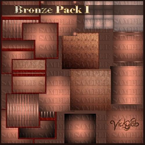 Bronze Texture Pack