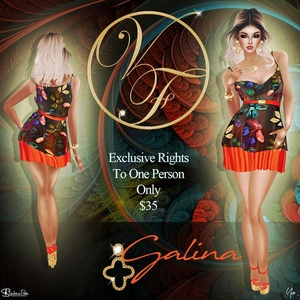 ♥Galina Bundle EXCLUSIVE to 1 W/Reselling Rights ONLY $35♥