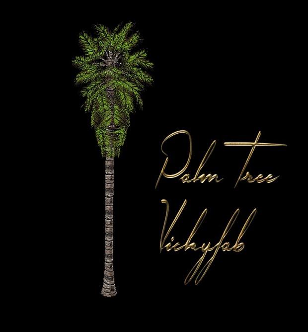 2016 Palm Tree Mesh