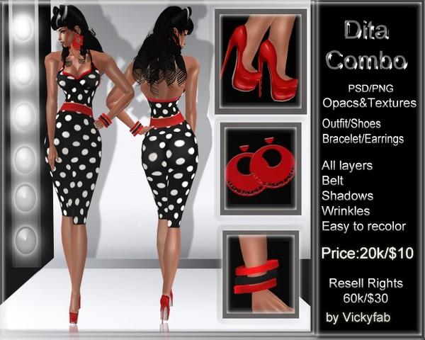 Dita Combo
