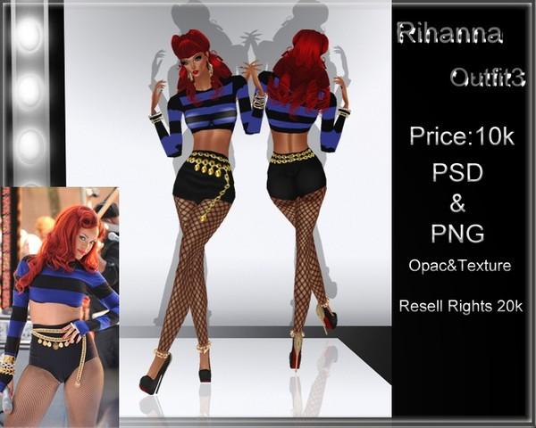 Rihanna Outfit3