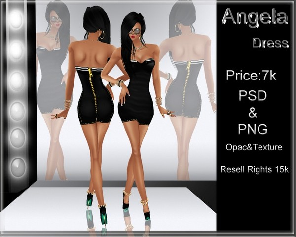 Angela Dress