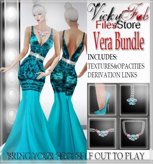 Vera Gown Bundle