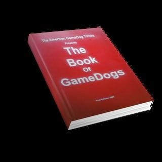 eBook Of Gamedogs PDF