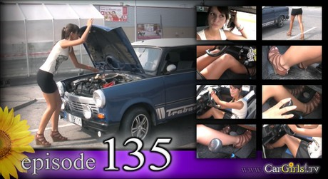 Cargirls Episode 135
