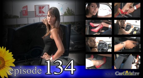 Cargirls Episode 134
