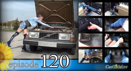 Cargirls Episode 120