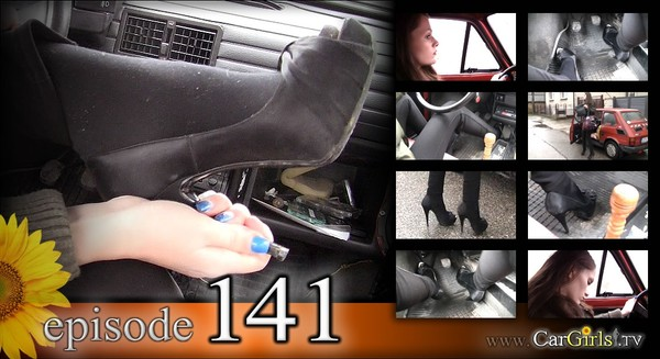 Cargirls Episode 141