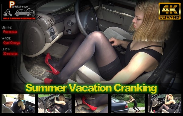 Summer Vacation Cranking
