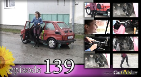 Cargirls Episode 139