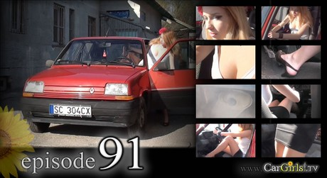 Cargirls Episode 91