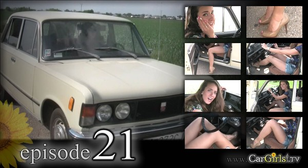 Cargirls Episode 21