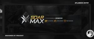 SoaR Max Twitter Header By SoaR Praizist
