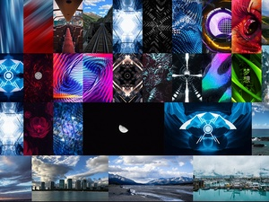 Phone & Desktop Wallpaper Pack V1 by @Praizist