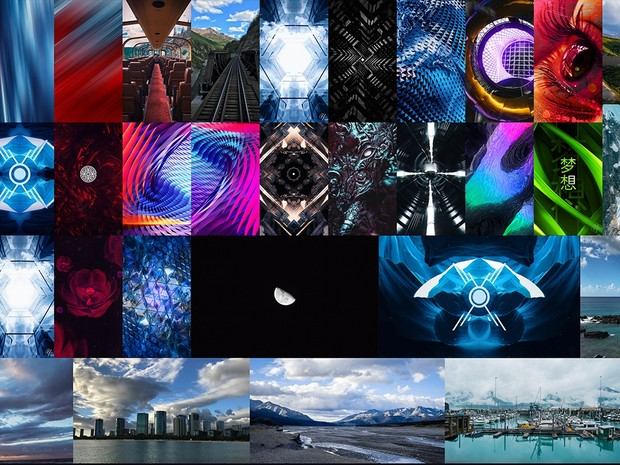 Phone & Desktop Wallpaper Pack V1 by @Praizist