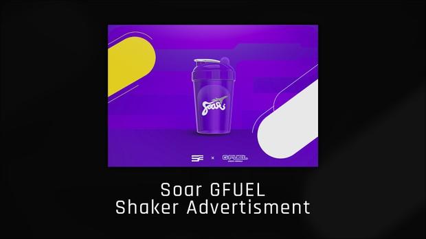 soar gfuel shaker advertisment ariamanzoori
