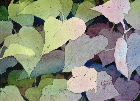 """""""Changing"""" Watercolor Original"""