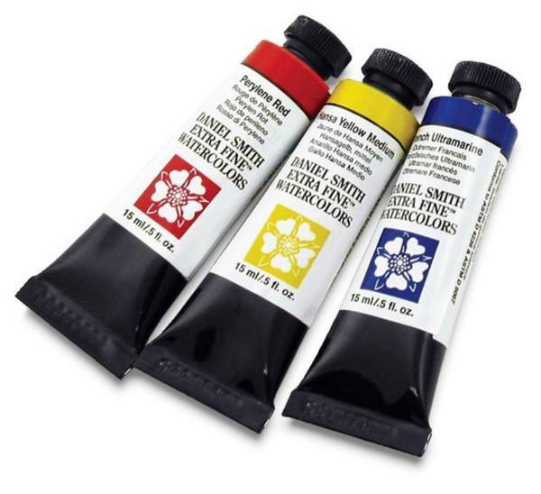 Series 3 Daniel Smith Watercolor Pigment