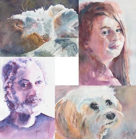 Video Watercolor Workshop