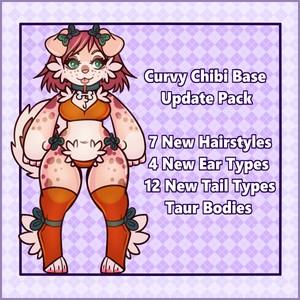 Curvy Chibi Base - Update #1