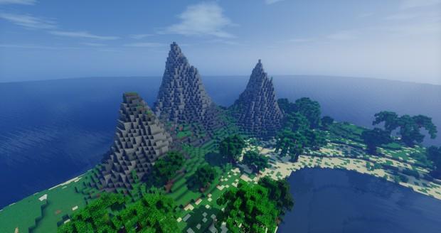 Small Cute Island
