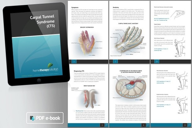 Carpal Tunnel Syndrome Therapy Book