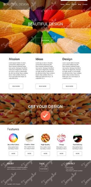 Template - Beautiful Design