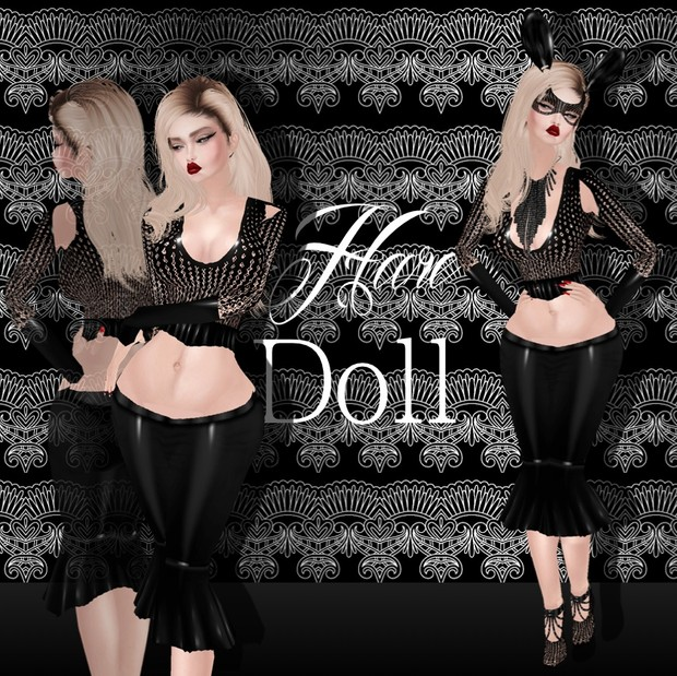 HARE DOLL PACKAGE - RESELLS RIGHTS