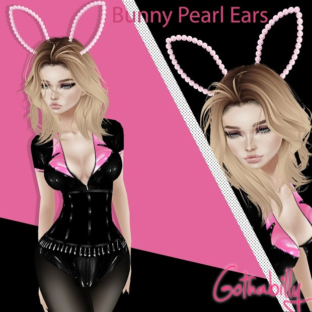 Fetish Bunny Girl pack - RESELLS RIGHTS