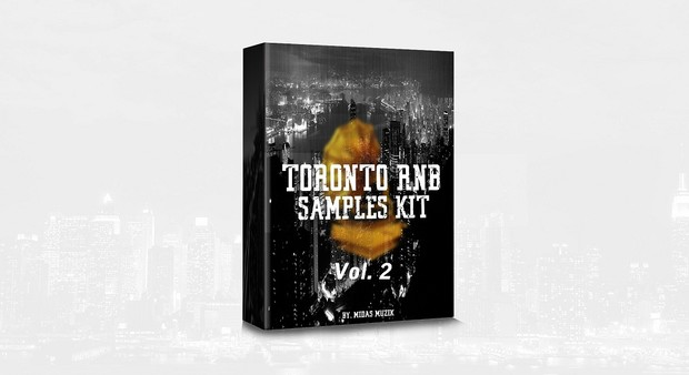 Pro Toronto RnB Samples Pack Vol. 1