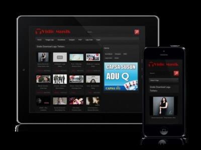 Vidio Musik v2 - Youtube API v3