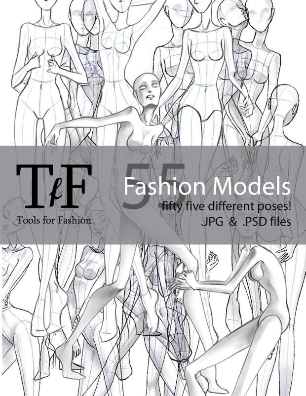 55 Fashion Models