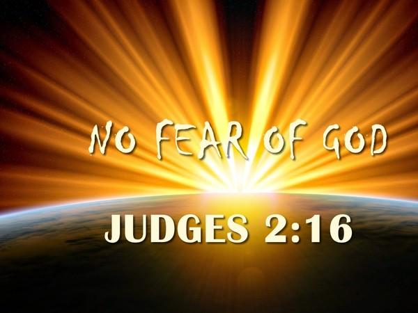 No Fear Of God Audio
