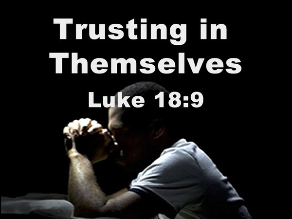 Trusting In Themselves Video
