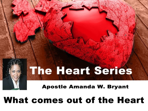 The Heart Series: What Comes Out Of The Heart Video