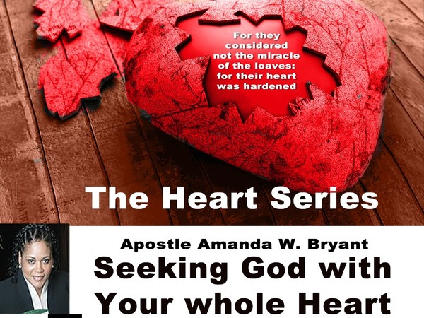 The Heart Series: Seeking God With Your Whole Heart Video