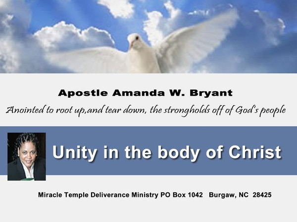 Unity In The Body Of Christ video