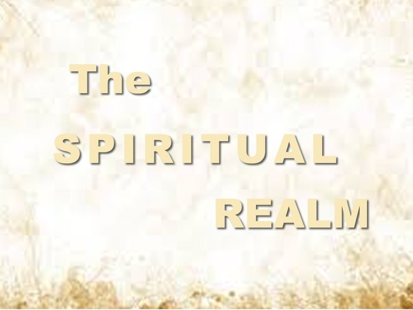 The Spiritual Realm Video
