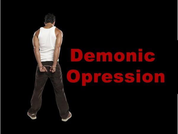 Demonic Oppression Audio