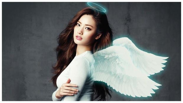 Stock Creative Angel Transformation