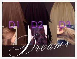 Dreamy Styles - Hair Textures