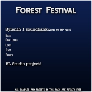 Forest Festival Soundbank