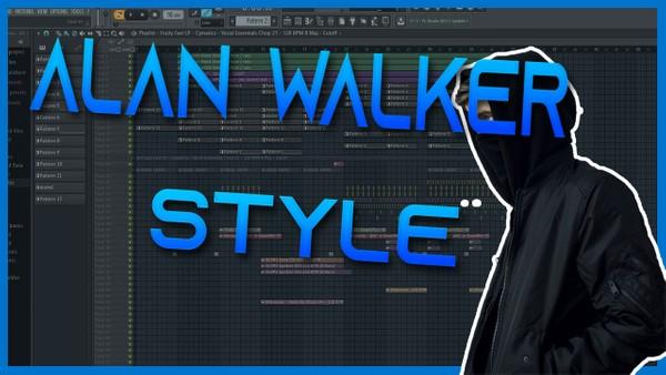 Alan Walker Style FL Studio Project