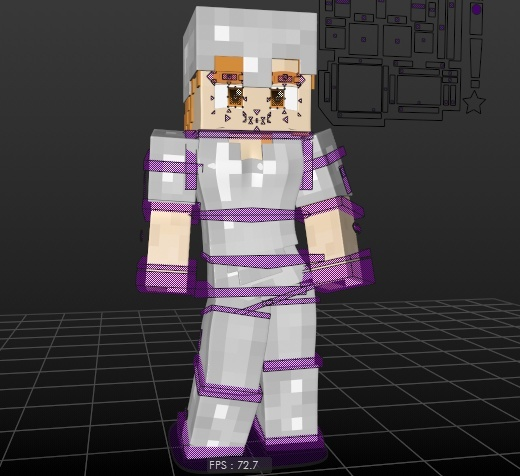 (OLD) iRichard Rig v4 | MC C4D Character | @_iRichard_ ™