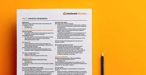 CAP2 Financial Reporting Exam Pack