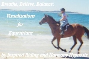 Breathe, Believe, Balance: Visualizations for Equestrians
