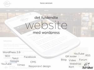 Det fuldendte website med WordPress